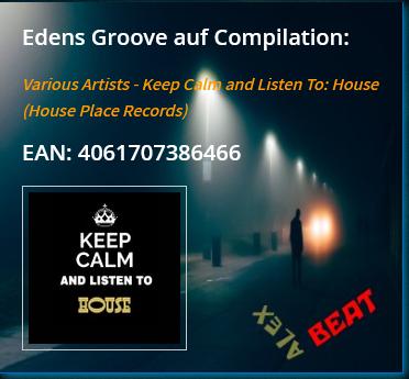 Edens Groove auf der Compilation